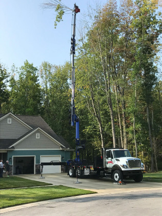 T-Rex Safe Tree Removal west falls ny